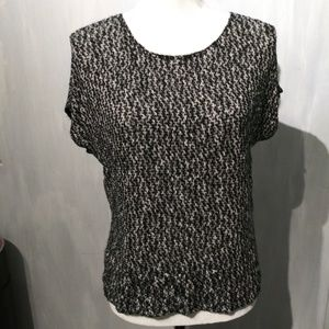 A. Byer Bow Blouse